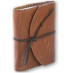 Leather 5 x 7 Refillable Journal