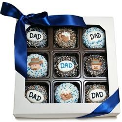 Oreos for Dad