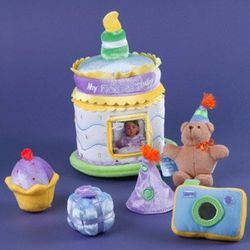"""My First Birthday Cake"" Baby Gund Playset"