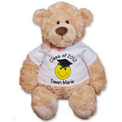 Personalized Graduation Teddy Bear
