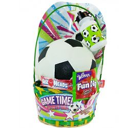 Soccer Themed Easter Basket