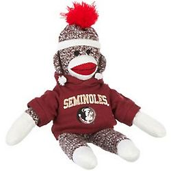 FSU Seminoles Sock Monkey