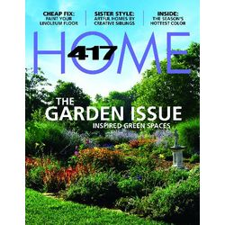417 Home Magazine 4-Issue Subscription