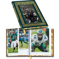 Philadelphia Eagles Illustrated History Book