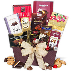 Select Chocolate Delights Gift Basket