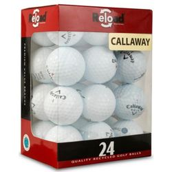 24 Pack of Callaway Golf Balls