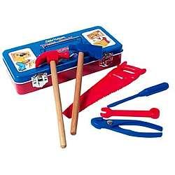 Tin Tool Box