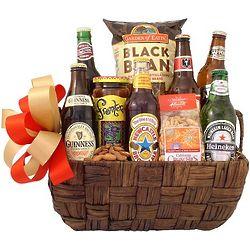 Import Season Beer Gift Basket