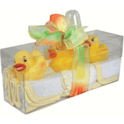 On-the-Go Ducky Baby Gift Set