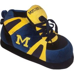 Michigan Wolverines Boot Slippers