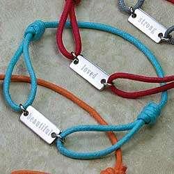 I Am Beautiful Bracelet
