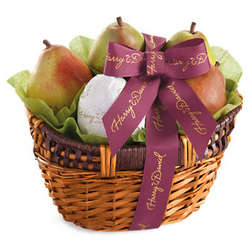 Bear Creek Pear Basket