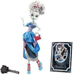 Monster High Frankie Scarily Ever After Doll