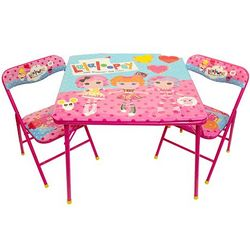 Lalaloopsy Table and Chairs Set