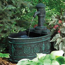 Calabria Fountain