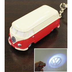 Volkswagen Bus LED Key Chain