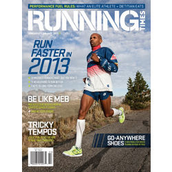 Running Times Magazine 10-Issue Subscription