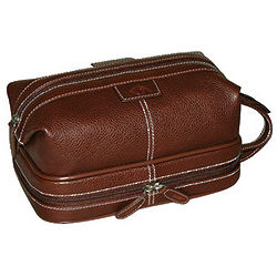 Country Saddle Toiletry Kit