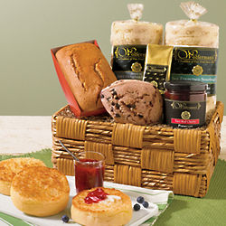 Classic Favorite Flavors Breakfast Gift Basket