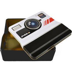 Retro Camera Photo Storage Tin