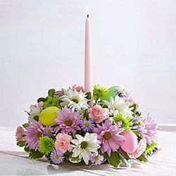 Easter Floral Arrangement Small Centerpiece