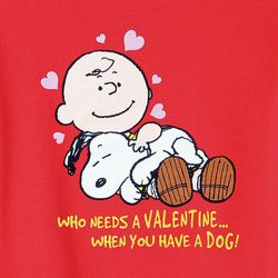 Charlie Brown Puppy Love Shirt