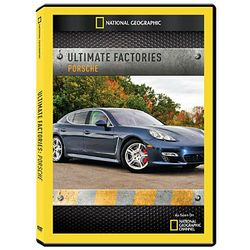 Ultimate Factories: Porsche DVD