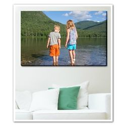 Custom Photo Print On Canvas