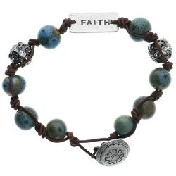 Heaven and Earth Wrap Bracelet