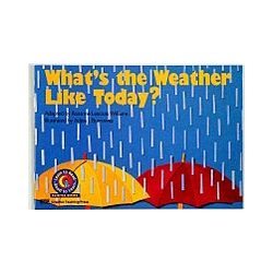 What's the Weather Like Today? Book
