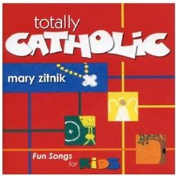 Totally Catholic Fun Songs for Kids CD