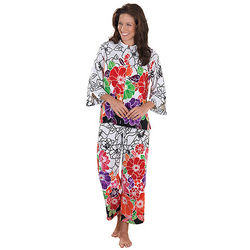 Saigon Mandarin Pajamas by Natori