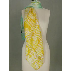 Spring and Summer Silk Scarf