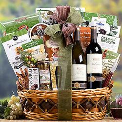 Wente Vineyards Duet Gift Basket
