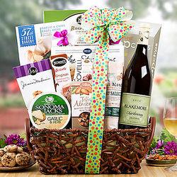 Blakemore Chardonnay Spring Gift Basket