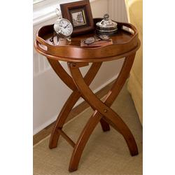 Essex Folding Accent Table