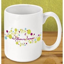 Personalized Gleeful Coffee Mug
