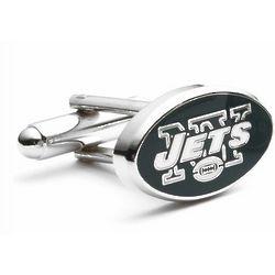 New York Jets Enamel Cufflinks