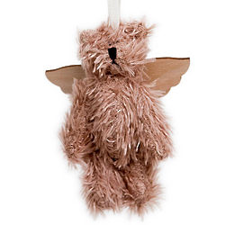 Teddy Bear Angel Ornament