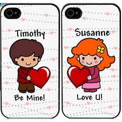 Custom Character Personalized iPhone Case