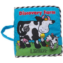 Discovery Farm Look and Play Book