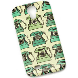 Vintage Telephone Art Phone Case