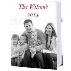 Family Photo Children's Journal