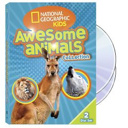 Awesome Animals 2-DVD Collection