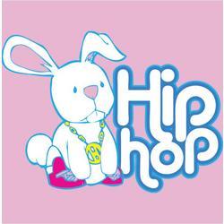 Hip Hop Bunny Junior T-Shirt