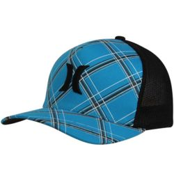 Hurley New Era Puerto Rico Trucker Flex Fit Hat