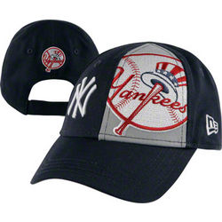 New York Yankees Toddler New Era Big Mascot Cap