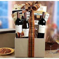 Merryvale Starmont Trio Gift Basket