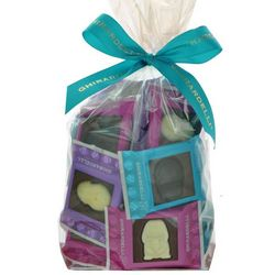 Easter Impressions Squares Chocolates Gift Bag