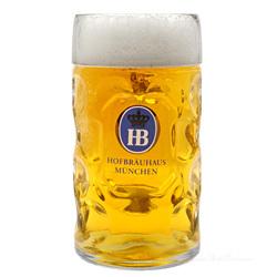 Hofbrauhaus Dimple German Beer Mug